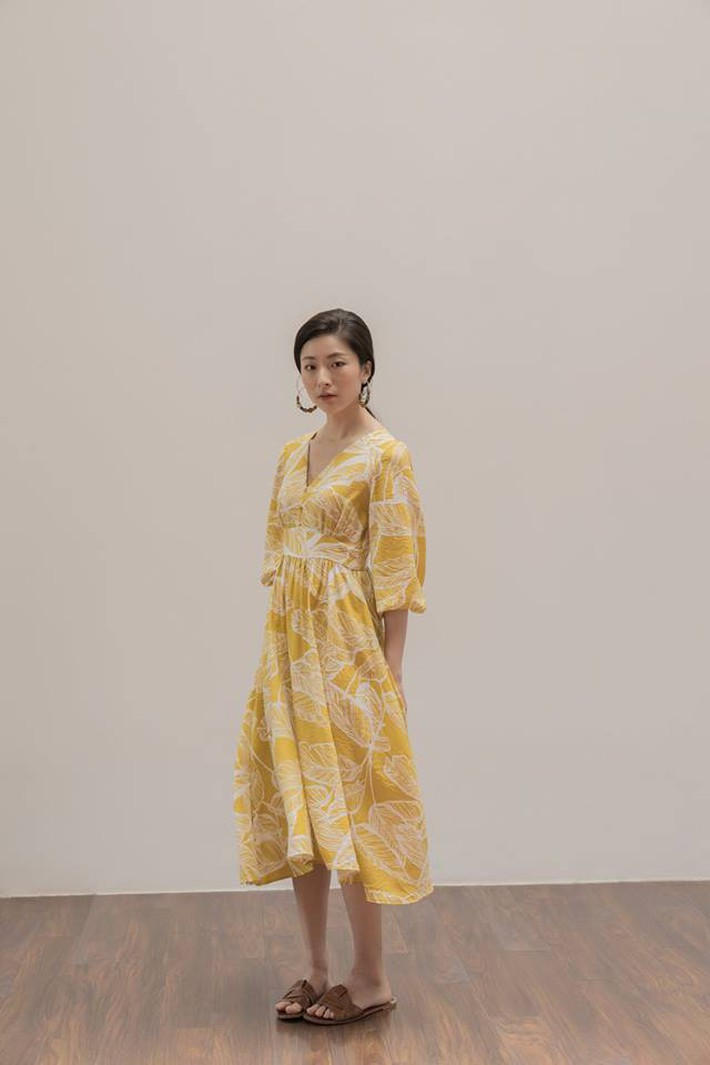 Tháng 4 về gió hát mùa hè, các nàng chờ gì mà chưa xinh tươi với 20 mẫu váy liền từ các thương hiệu Việt - Ảnh 7.