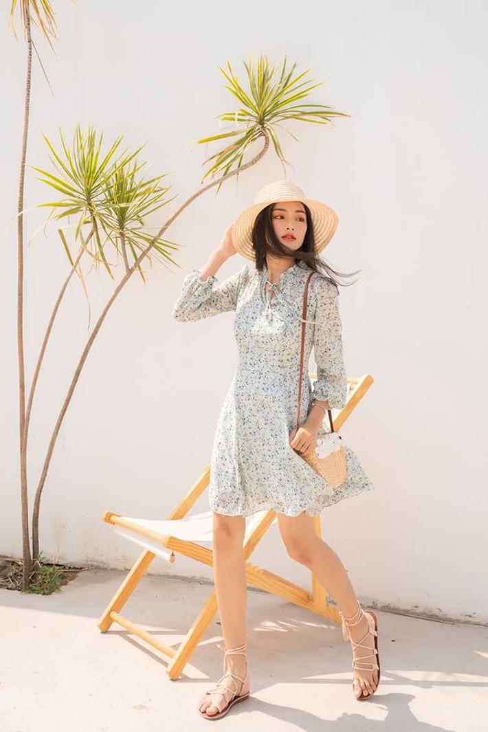 Tháng 4 về gió hát mùa hè, các nàng chờ gì mà chưa xinh tươi với 20 mẫu váy liền từ các thương hiệu Việt - Ảnh 8.