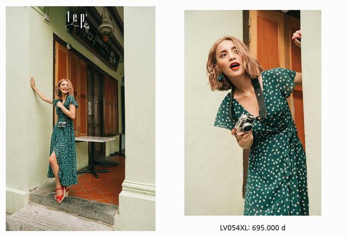 Tháng 4 về gió hát mùa hè, các nàng chờ gì mà chưa xinh tươi với 20 mẫu váy liền từ các thương hiệu Việt - Ảnh 11.