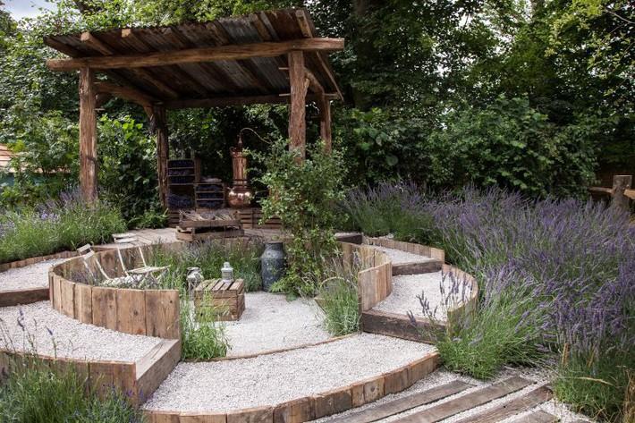 10 gợi ý cần phải biết khi trang trí sân vườn gia đình - Ảnh 2.