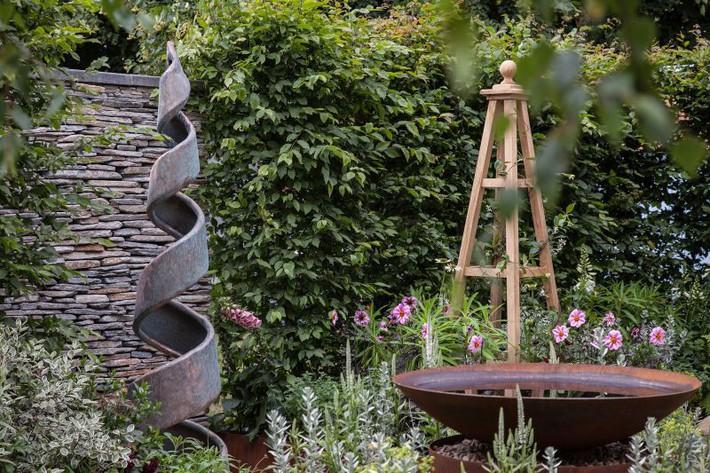 10 gợi ý cần phải biết khi trang trí sân vườn gia đình - Ảnh 4.