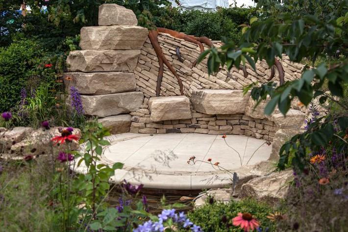 10 gợi ý cần phải biết khi trang trí sân vườn gia đình - Ảnh 8.