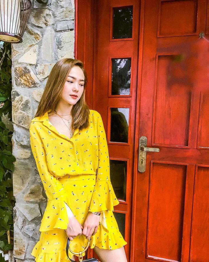 Tiện một công tung tăng diện váy xinh, loạt sao Việt gián tiếp gợi ý cho các chị em những mẫu váy liền đáng sắm nhất trong hè này - Ảnh 15.