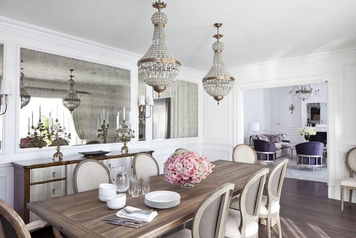 Muốn sở hữu phòng ăn gia đình hoàn hảo cũng chẳng khó khi đã có những bí quyết cực đỉnh này - Ảnh 4.