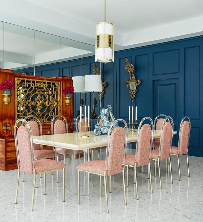 Muốn sở hữu phòng ăn gia đình hoàn hảo cũng chẳng khó khi đã có những bí quyết cực đỉnh này - Ảnh 6.