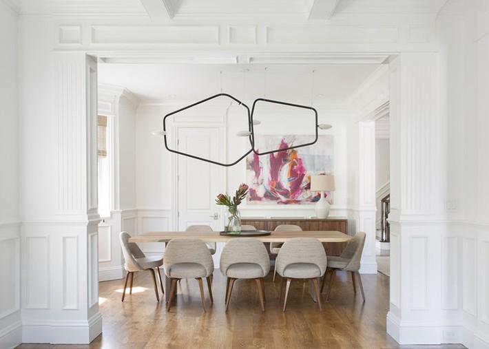 Muốn sở hữu phòng ăn gia đình hoàn hảo cũng chẳng khó khi đã có những bí quyết cực đỉnh này - Ảnh 12.