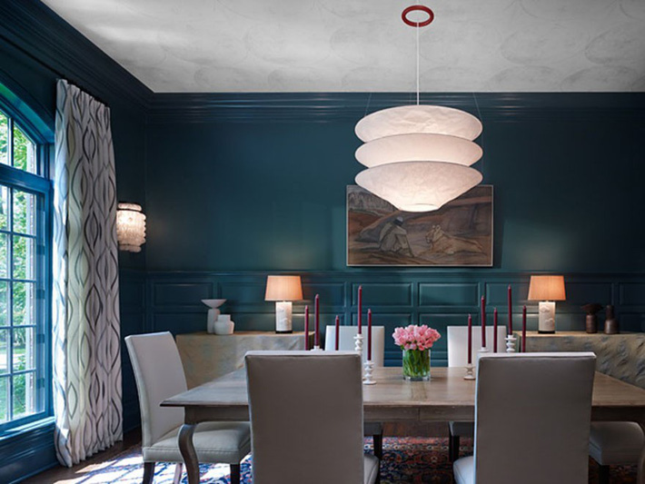 Muốn sở hữu phòng ăn gia đình hoàn hảo cũng chẳng khó khi đã có những bí quyết cực đỉnh này - Ảnh 17.