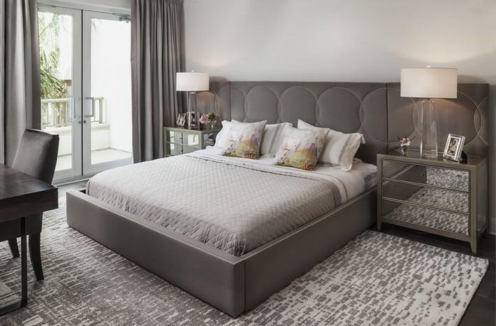 Thiết kế đầu giường big size khiến ai ai cũng thấy thích thú - Ảnh 8.
