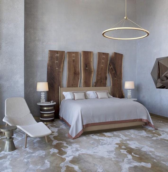 Thiết kế đầu giường big size khiến ai ai cũng thấy thích thú - Ảnh 12.