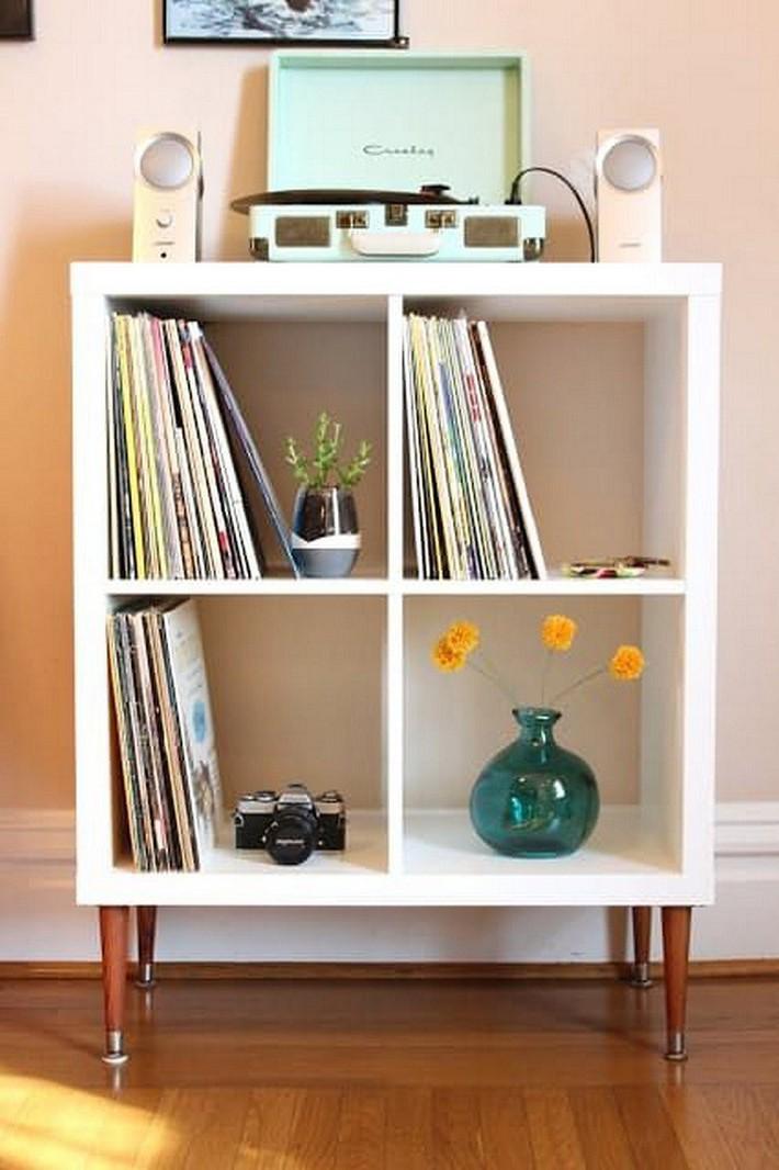 Chắc hẳn nhiều người còn chưa biết: Chỉ cần cải tạo lại đồ nội thất là đã mang tới hiệu ứng trang trí mới mẻ, độc đáo cho không gian ngay lập tức - Ảnh 12.