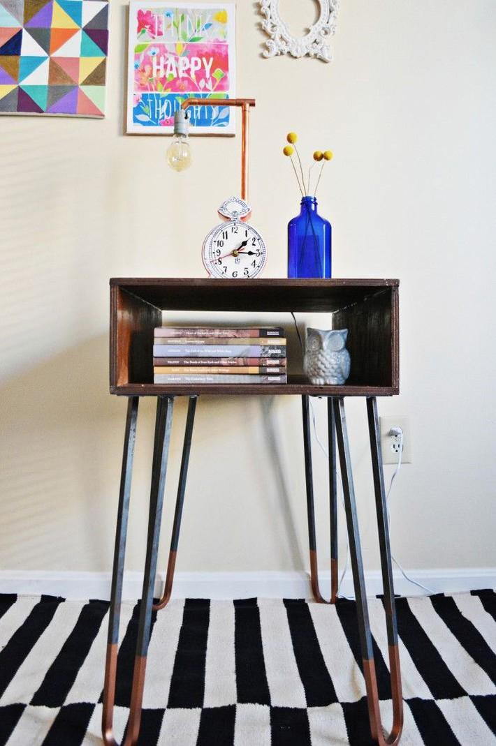 Chắc hẳn nhiều người còn chưa biết: Chỉ cần cải tạo lại đồ nội thất là đã mang tới hiệu ứng trang trí mới mẻ, độc đáo cho không gian ngay lập tức - Ảnh 4.