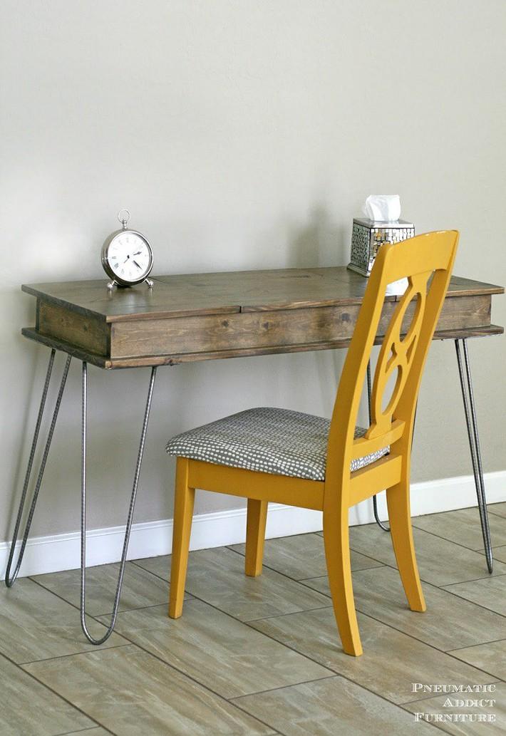 Chắc hẳn nhiều người còn chưa biết: Chỉ cần cải tạo lại đồ nội thất là đã mang tới hiệu ứng trang trí mới mẻ, độc đáo cho không gian ngay lập tức - Ảnh 5.