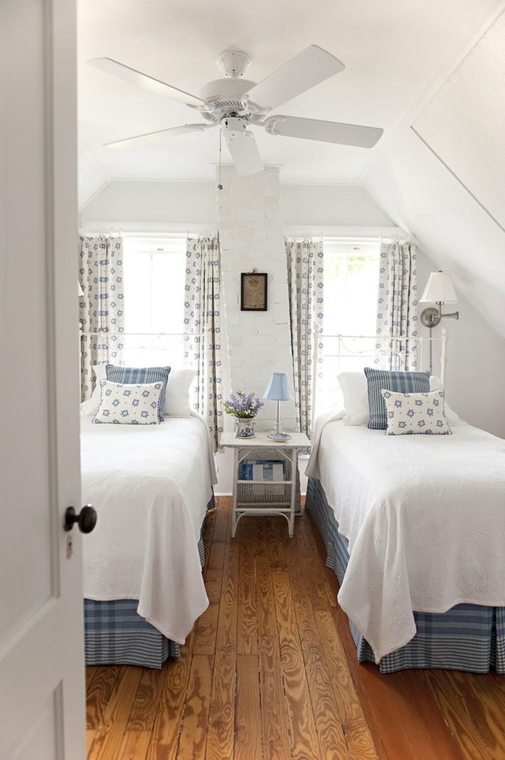 10 thiết kế trang trí phòng ngủ dành cho nhà đông người đẹp tuyệt vời ai nhìn cũng thích mê - Ảnh 2.