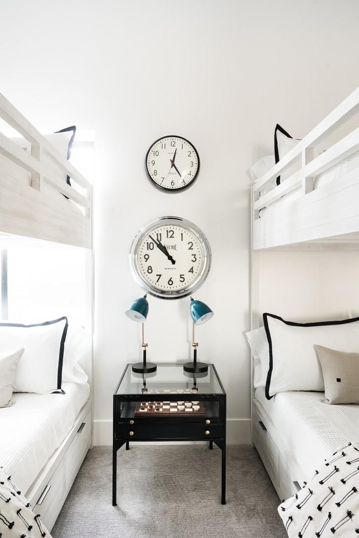 10 thiết kế trang trí phòng ngủ dành cho nhà đông người đẹp tuyệt vời ai nhìn cũng thích mê - Ảnh 9.