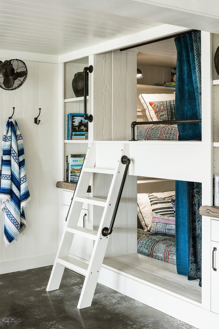 10 thiết kế trang trí phòng ngủ dành cho nhà đông người đẹp tuyệt vời ai nhìn cũng thích mê - Ảnh 10.
