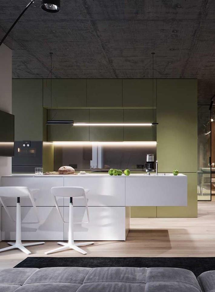 Khám phá tuyệt chiêu có được một căn bếp gia đình hiện đại một cách dễ dàng - Ảnh 10.