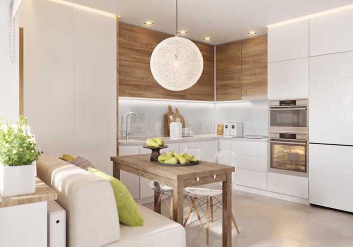 Khám phá tuyệt chiêu có được một căn bếp gia đình hiện đại một cách dễ dàng - Ảnh 14.
