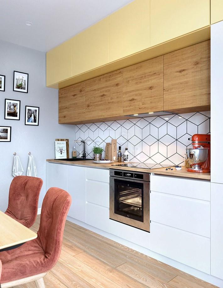 Khám phá tuyệt chiêu có được một căn bếp gia đình hiện đại một cách dễ dàng - Ảnh 2.