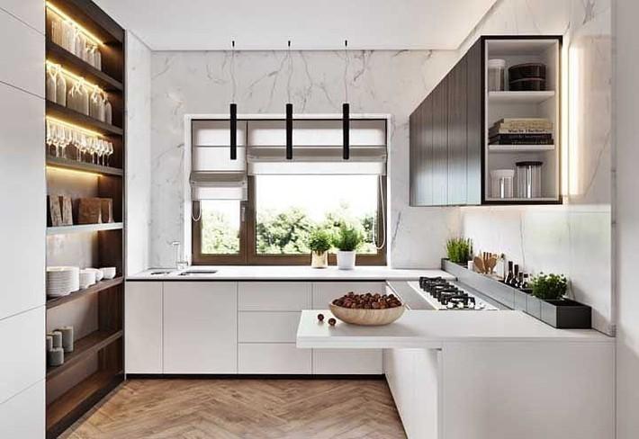 Khám phá tuyệt chiêu có được một căn bếp gia đình hiện đại một cách dễ dàng - Ảnh 17.