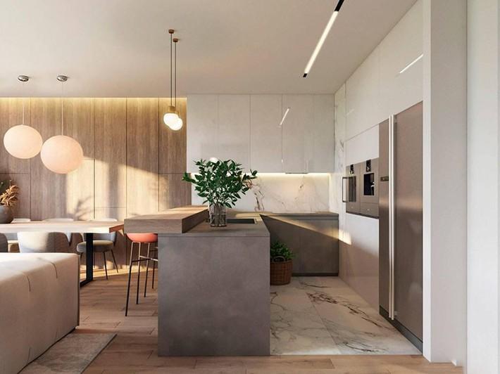 Khám phá tuyệt chiêu có được một căn bếp gia đình hiện đại một cách dễ dàng - Ảnh 4.