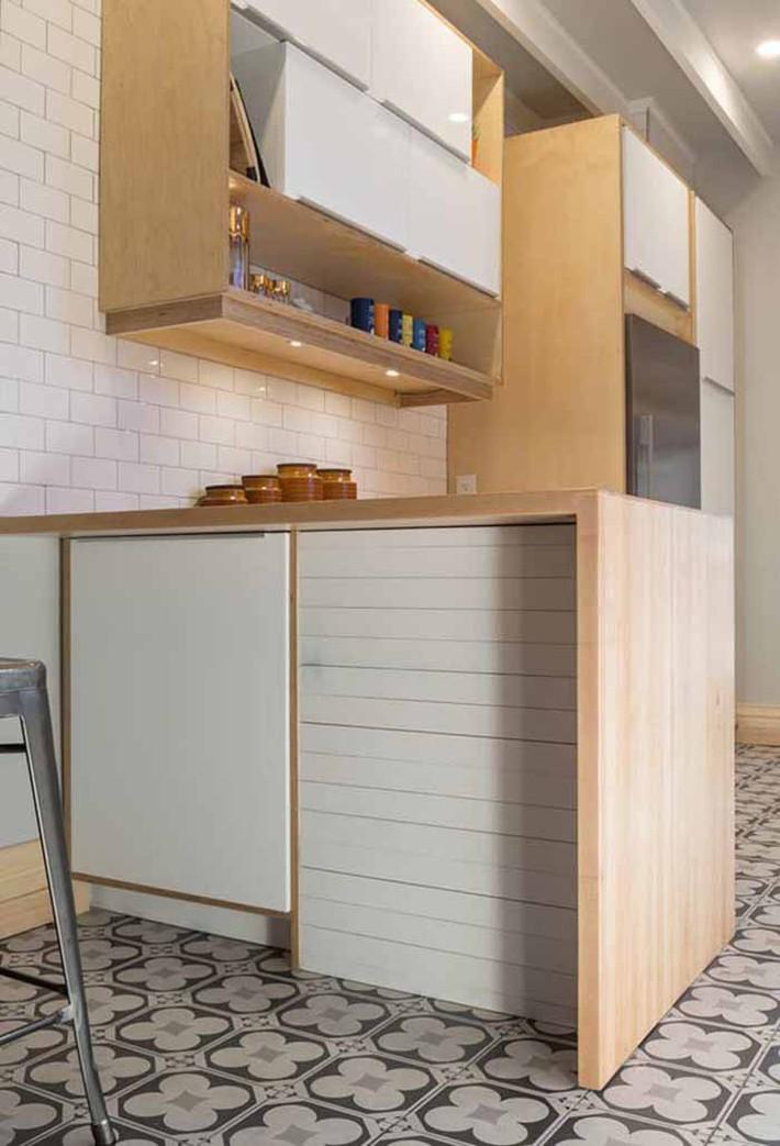 Nhỏ gọn và tiện dụng chỉ có thể là một căn bếp kiểu Mỹ - Ảnh 5.