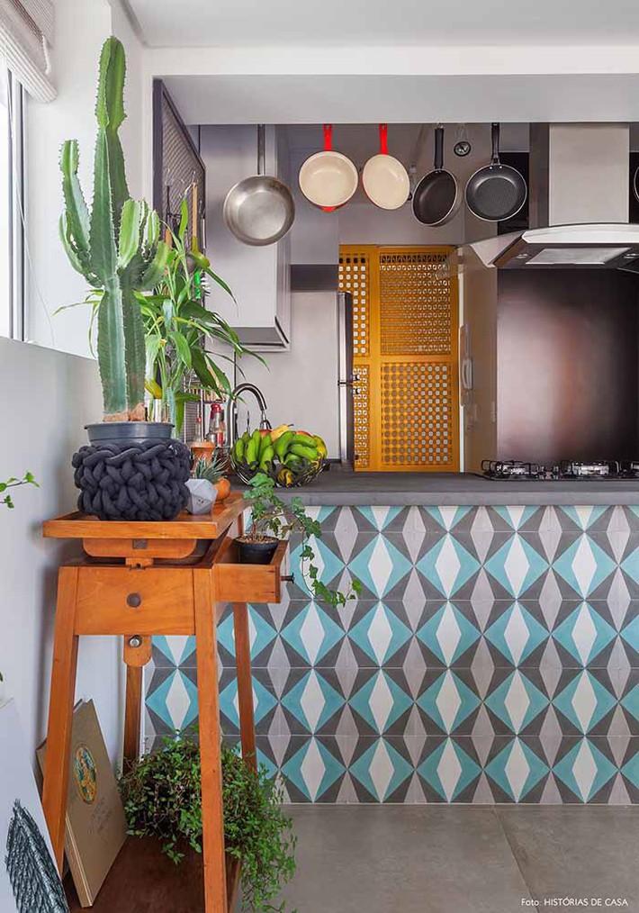 Nhỏ gọn và tiện dụng chỉ có thể là một căn bếp kiểu Mỹ - Ảnh 10.