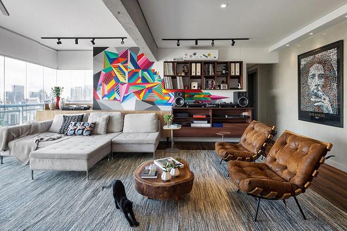 Để ngôi nhà bạn không còn đơn điệu và nhàm chán thì có một lựa chọn rất thú vị này - Ảnh 8.