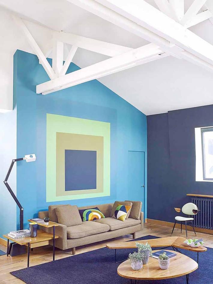 Để ngôi nhà bạn không còn đơn điệu và nhàm chán thì có một lựa chọn rất thú vị này - Ảnh 12.