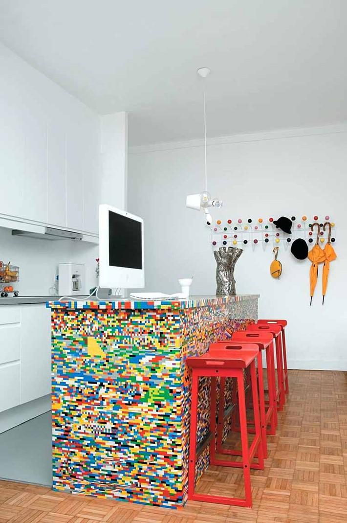 Mẹo trang trí nhỏ khiến ai ai cũng khó lòng rời mắt khỏi căn bếp gia đình bạn - Ảnh 7.