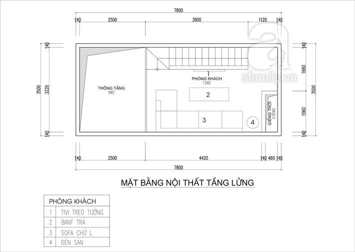 Tư vấn thiết kế nhà 4 tầng cho gia đình trẻ trên mảnh đất có diện tích chưa đến 30m² - Ảnh 2.