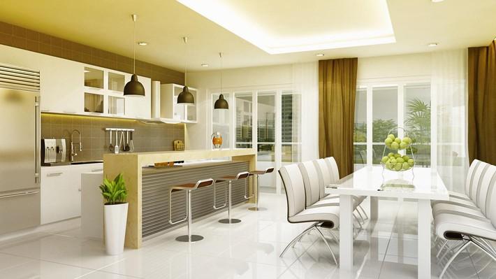 Tư vấn thiết kế nhà 4 tầng cho gia đình trẻ trên mảnh đất có diện tích chưa đến 30m² - Ảnh 7.