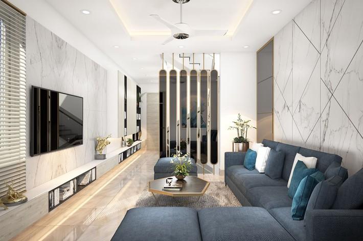 Tư vấn thiết kế nhà 4 tầng cho gia đình trẻ trên mảnh đất có diện tích chưa đến 30m² - Ảnh 9.