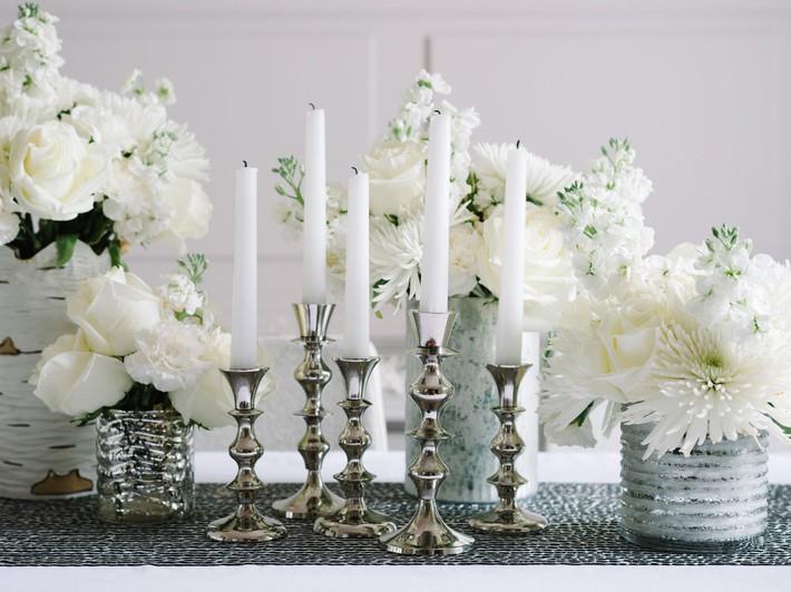 5 món đồ bạn có thể tái sử dụng từ đám cưới để trang trí cho nhà của mình - Ảnh 4.