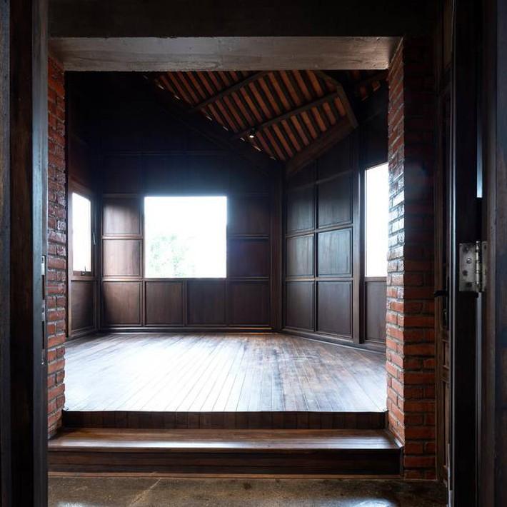 Ngôi nhà ở Đông Anh sở hữu thiết kế như một ngôi làng Bắc bộ vừa đoạt giải vàng Kiến trúc Quốc gia  - Ảnh 11.