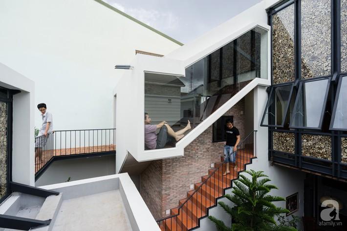 Ngôi nhà có tuổi lột xác thành nhà vườn xanh mát của cặp vợ chồng về hưu ở Vĩnh Long - Ảnh 20.