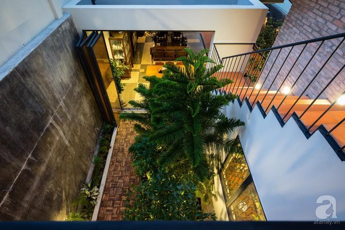 Ngôi nhà có tuổi lột xác thành nhà vườn xanh mát của cặp vợ chồng về hưu ở Vĩnh Long - Ảnh 13.