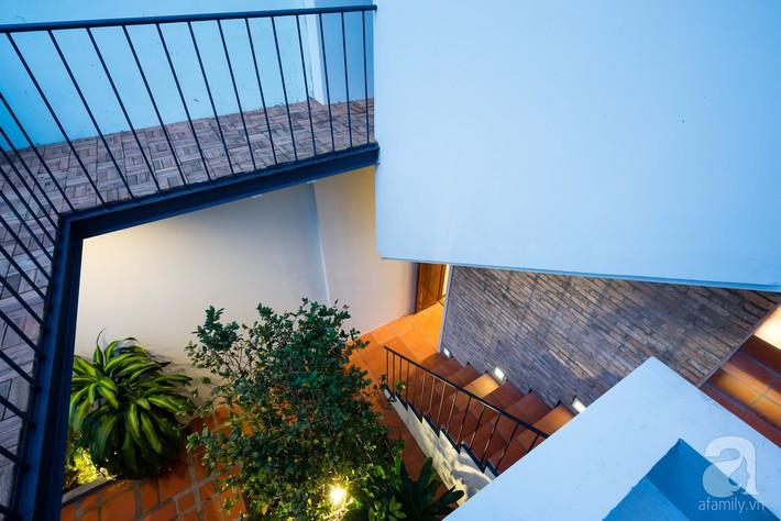 Ngôi nhà có tuổi lột xác thành nhà vườn xanh mát của cặp vợ chồng về hưu ở Vĩnh Long - Ảnh 12.