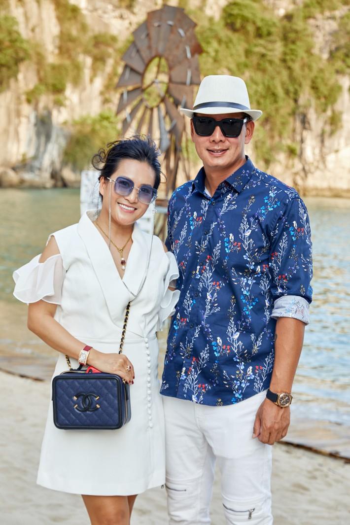 Giữ biển xanh cát trắng, 2 nàng Hậu Thùy Dung, Trúc Diễm khoe nhan sắc đỉnh cao sau hơn 10 năm đăng quang - Ảnh 8.