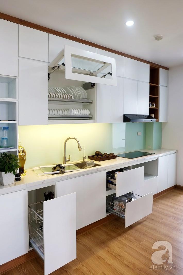 Căn hộ 78m² với 3 phòng ngủ có chi phí thi công 262 triệu đồng ở Long Biên, Hà Nội - Ảnh 9.