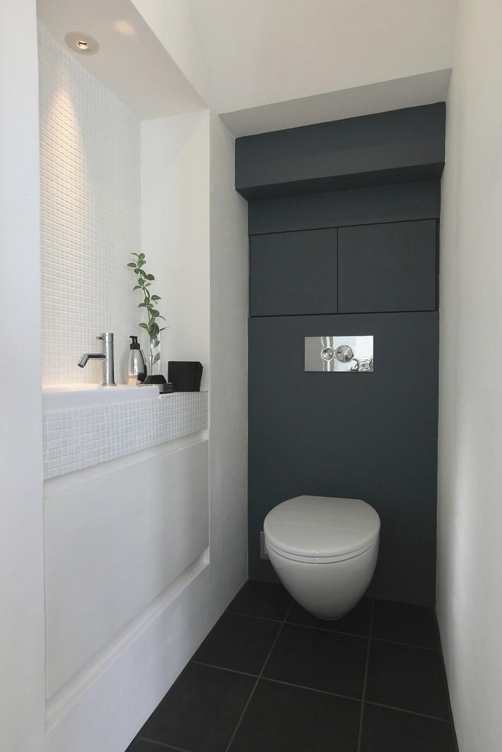 Các ý tưởng tuyệt vời dành cho bạn để truyền nguồn cảm hứng thiết kế một không gian nhà vệ sinh cho khách đẹp-độc-lạ - Ảnh 1.
