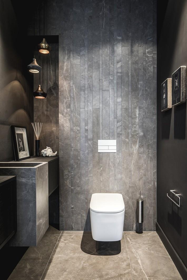 Các ý tưởng tuyệt vời dành cho bạn để truyền nguồn cảm hứng thiết kế một không gian nhà vệ sinh cho khách đẹp-độc-lạ - Ảnh 11.