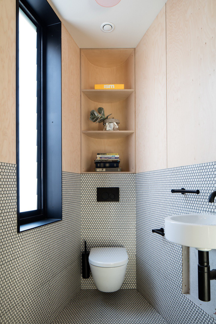 Các ý tưởng tuyệt vời dành cho bạn để truyền nguồn cảm hứng thiết kế một không gian nhà vệ sinh cho khách đẹp-độc-lạ - Ảnh 3.
