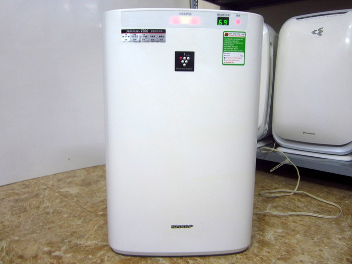8 máy lọc không khí có giá dưới 3 triệu đồng giúp ngôi nhà trong lành, sạch mát, không mùi khói thuốc - Ảnh 3.
