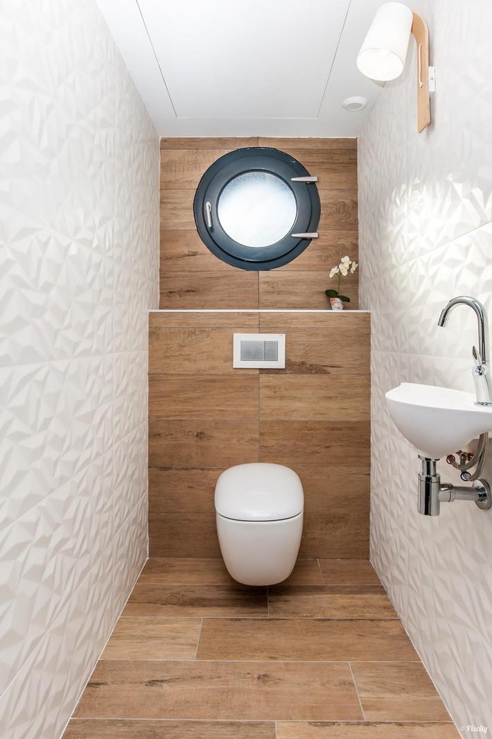Các ý tưởng tuyệt vời dành cho bạn để truyền nguồn cảm hứng thiết kế một không gian nhà vệ sinh cho khách đẹp-độc-lạ - Ảnh 5.