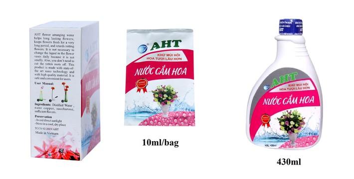 7 dung dịch dưỡng hoa thần kỳ vừa giúp hoa cắm lâu tàn vừa giúp bạn tiết kiệm tiền  - Ảnh 6.