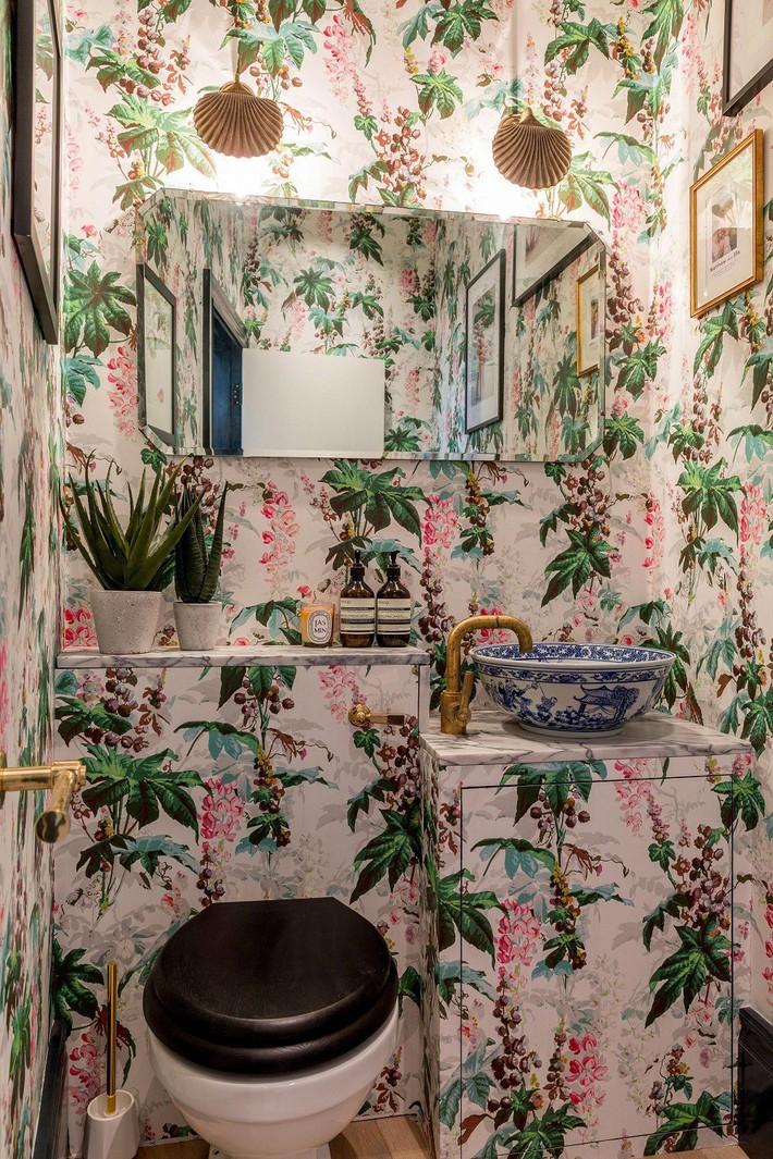Các ý tưởng tuyệt vời dành cho bạn để truyền nguồn cảm hứng thiết kế một không gian nhà vệ sinh cho khách đẹp-độc-lạ - Ảnh 6.