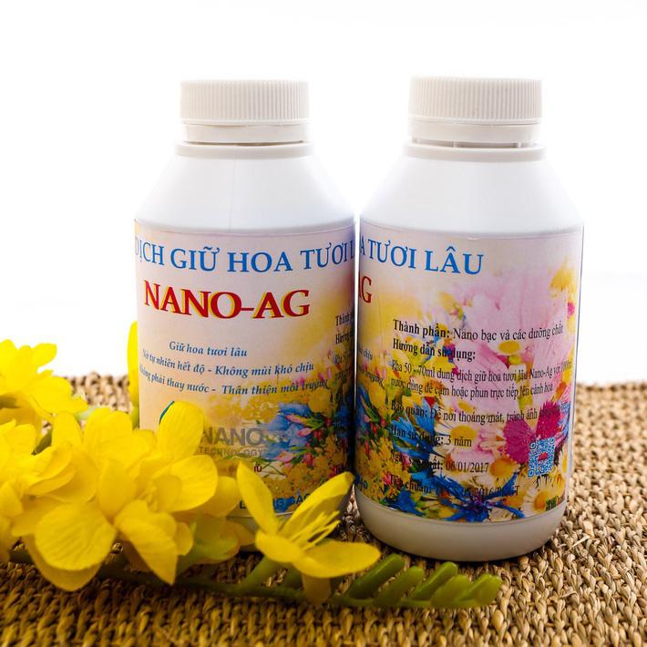 7 dung dịch dưỡng hoa thần kỳ vừa giúp hoa cắm lâu tàn vừa giúp bạn tiết kiệm tiền  - Ảnh 7.