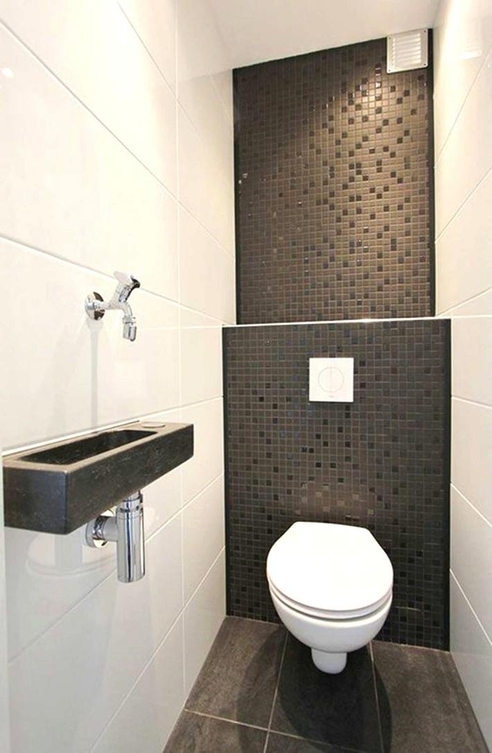 Các ý tưởng tuyệt vời dành cho bạn để truyền nguồn cảm hứng thiết kế một không gian nhà vệ sinh cho khách đẹp-độc-lạ - Ảnh 7.
