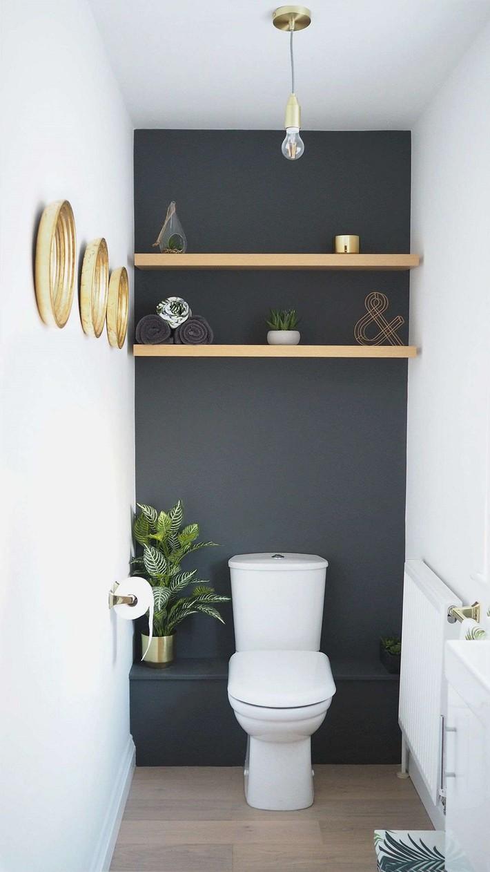 Các ý tưởng tuyệt vời dành cho bạn để truyền nguồn cảm hứng thiết kế một không gian nhà vệ sinh cho khách đẹp-độc-lạ - Ảnh 8.