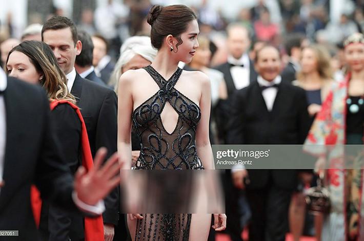 Tiết lộ gây shock từ NTK Đỗ Long: Ngọc Trinh hoàn toàn không mặc nội y trong bộ đồ hở bạo tại Cannes - Ảnh 3.